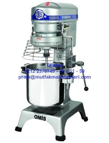 Omis Yunus modeli mikser makinesi satıcısı 0212 2370749
