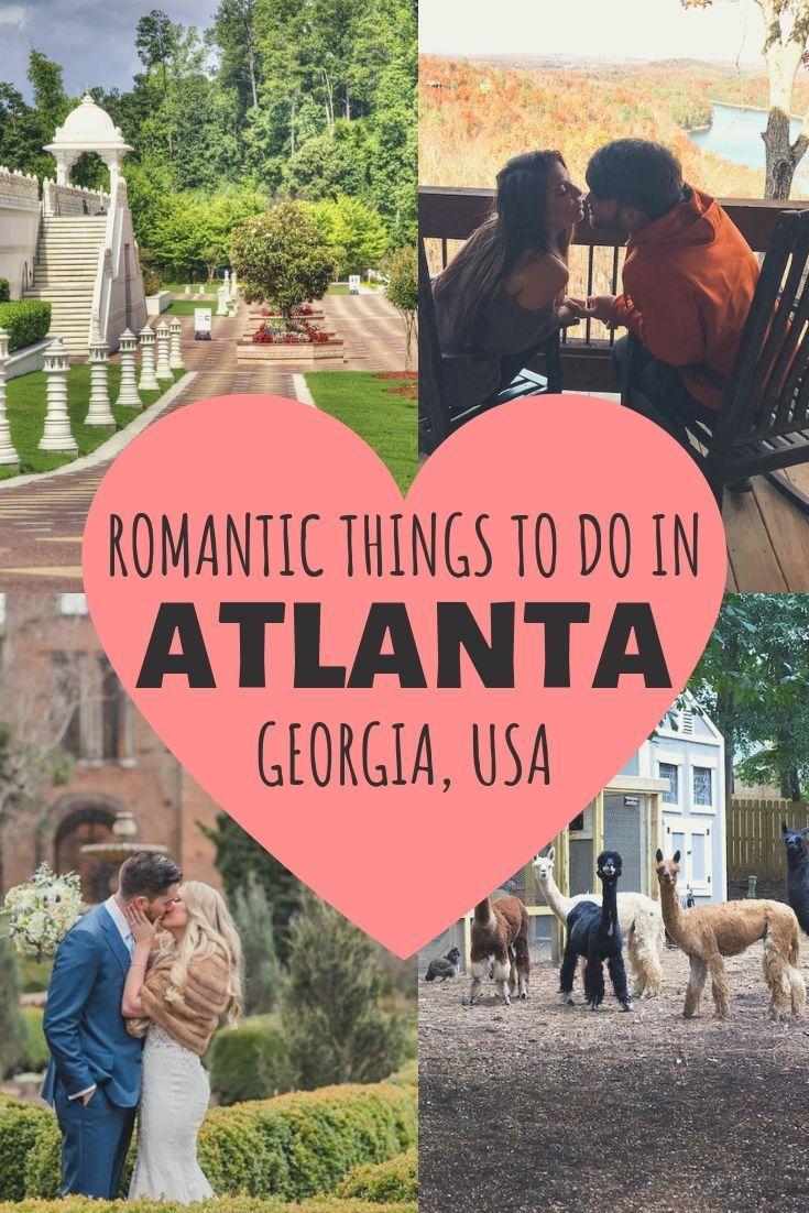 Romantic things to do in atlanta georgia