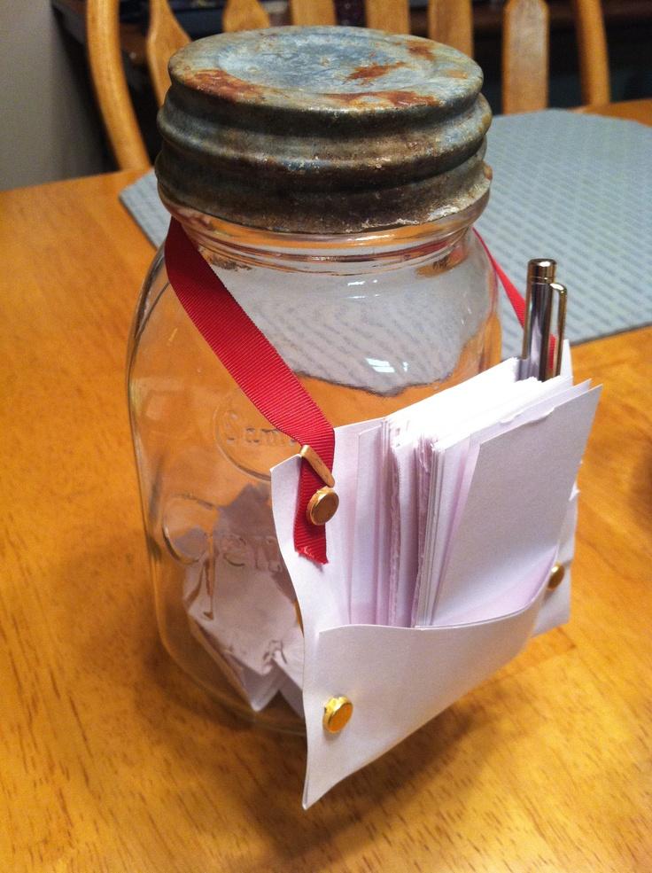 Homemade Anniversary Ideas For Husband