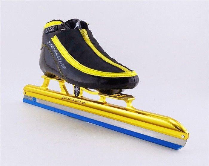 New Genuine Pirate JIE KE HAI DAO ice hockey Shoes Speed Skating Skates Avenue location Skiing Shoes Adults/Children Ice Skates|Ice Skates