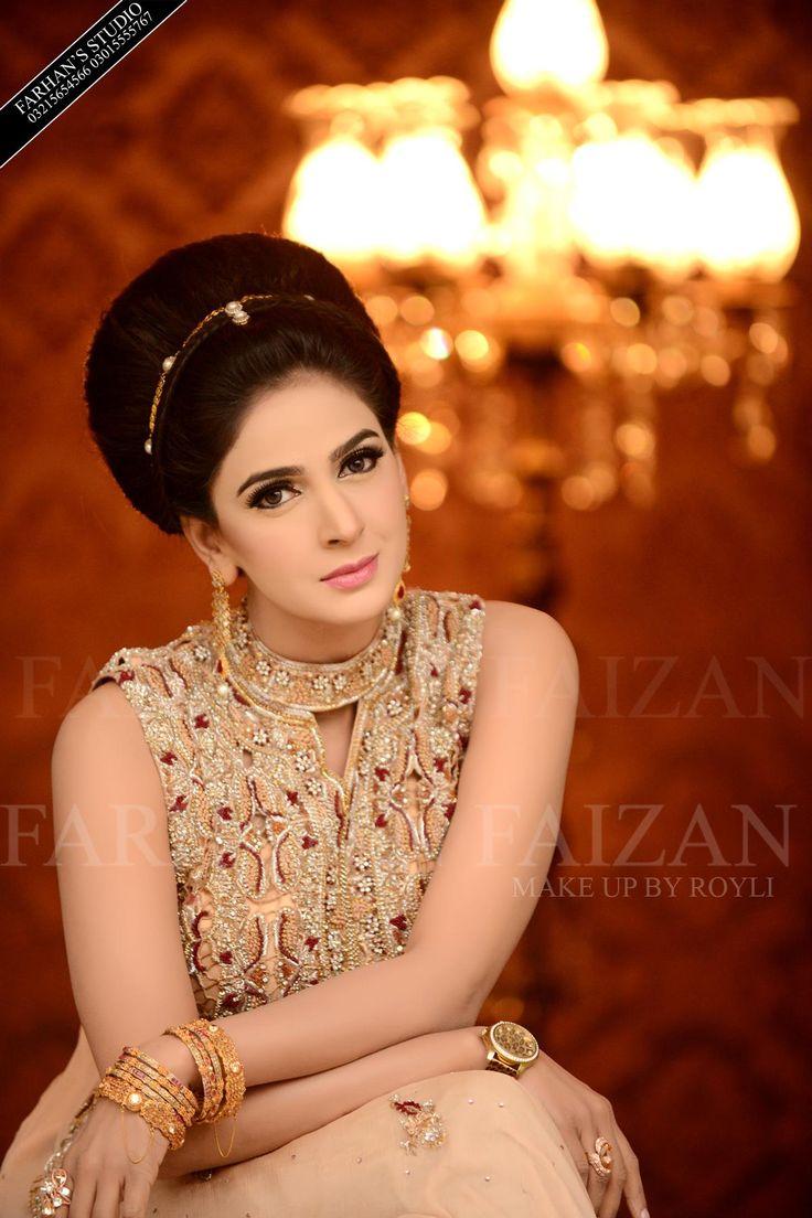 Ayyan ali bridal jeweller photo shoot design 2013 for women - Actress And Model Sana Qamar Farhan And Faizan Farhan S Studio Photography