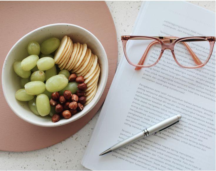 Favourite Healthy Study Snacks | Study snacks Healthy ...