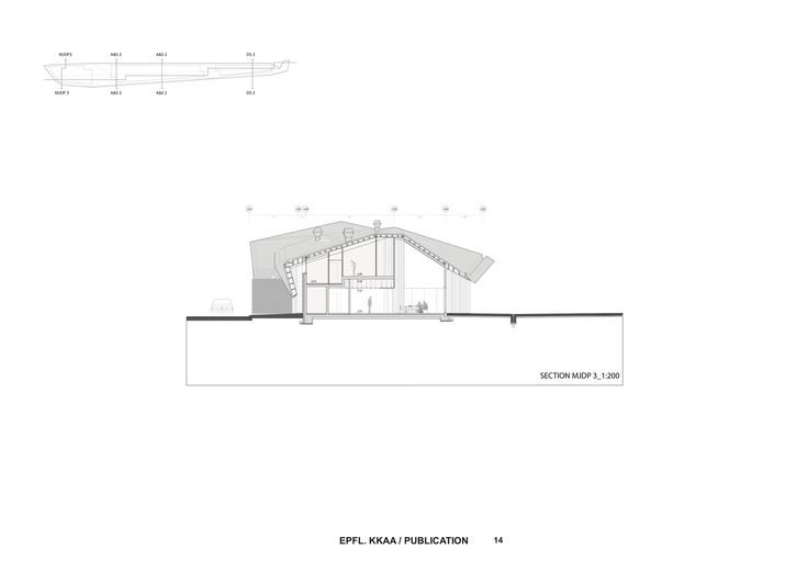Gallery of Under One Roof / Kengo Kuma & Associates - 34