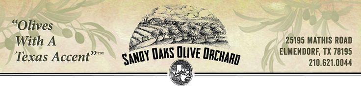 Sandy Oaks Olive Orchard - Home