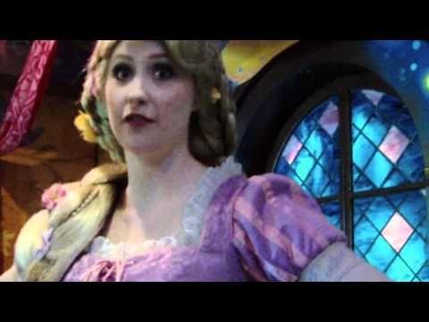 Meeting Rapunzel - YouTube
