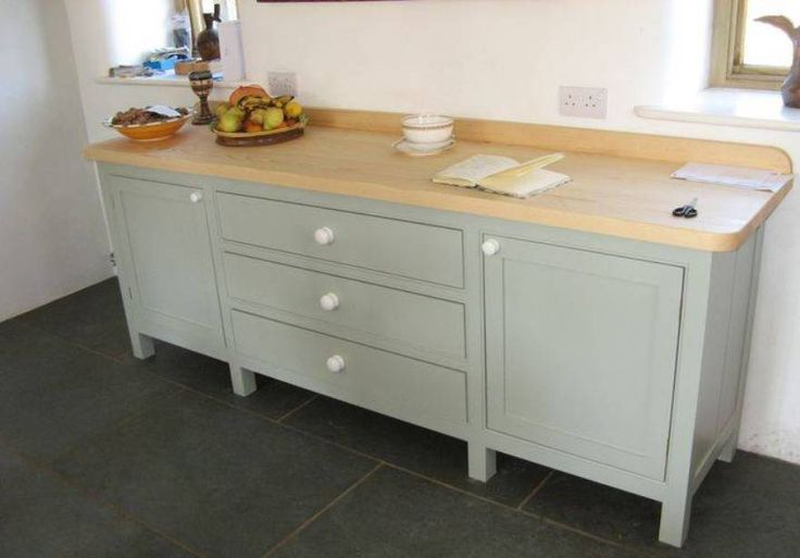 37 Best Images About Free Standing Kitchen Cabinets On