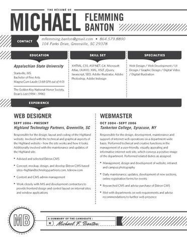 266 best First for 17 images on Pinterest Page layout, Resume - pimp my resume