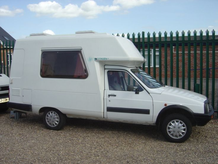 Mini Motorhome Hi Top Motorhome For Sale In Excellent
