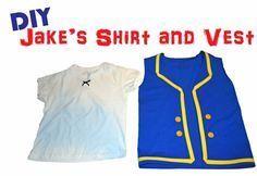 How to make jake and the neverland pirate costume – Smart Girls DIY #diypirateco…