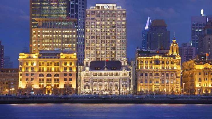 Waldorf Astoria Shanghai on the Bund - Shanghai - China