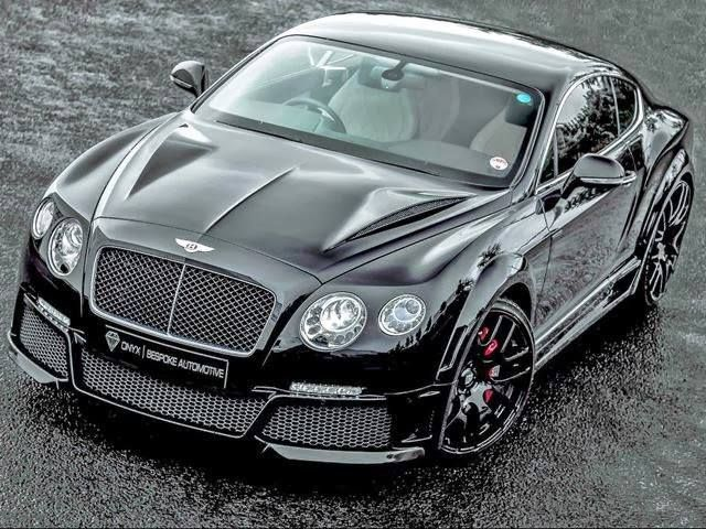 Bentley Continental GTX by Onyx #CarFlash