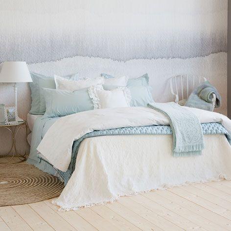 M s de 25 ideas incre bles sobre colchas cama en pinterest - Colcha blanca zara home ...