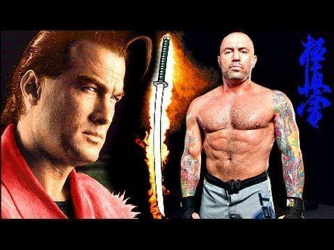 Joe Rogan Versus Steven Seagal! - Taekwondo VS Aikido