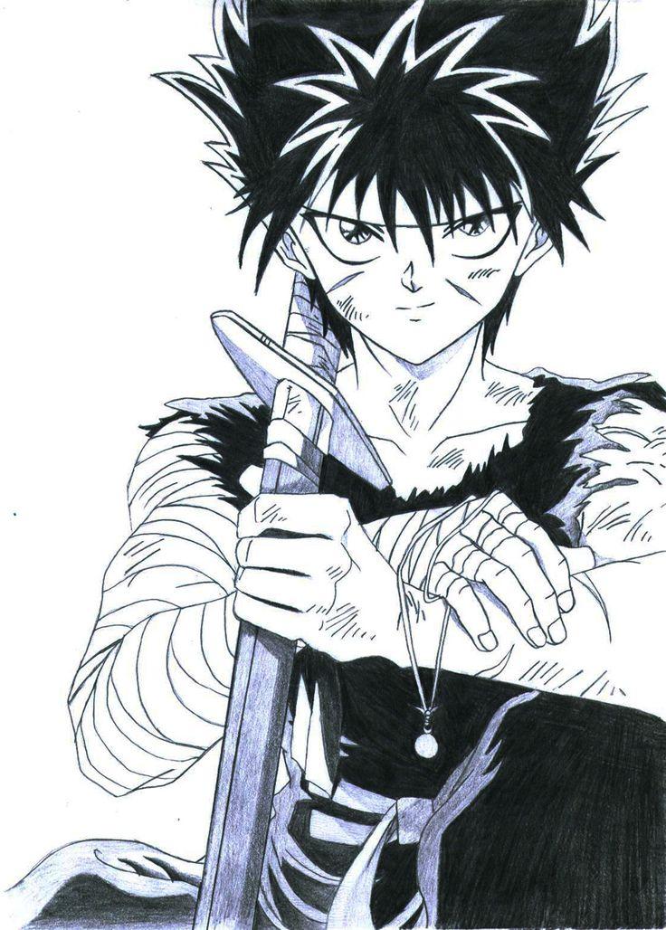Yu Yu Hakusho | Hiei | Anime