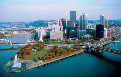 Things to do in Pittsburgh (Walking tour