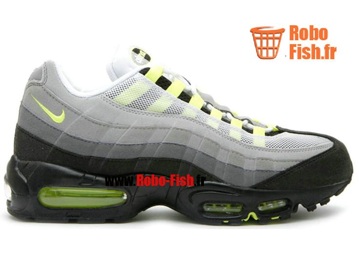 chaussure nike fluo
