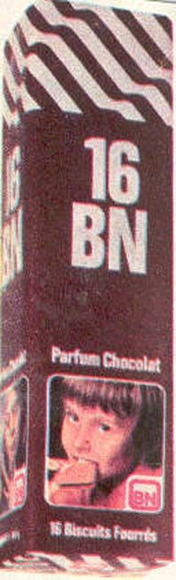 BN chocolat, fraise, vanille...