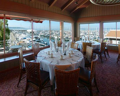 Palisade Restaurant Elliot Bay Marina Worth The Splurge Impeccably Delicious Bamboo Potpourri Pinterest Seattle Restaurants And