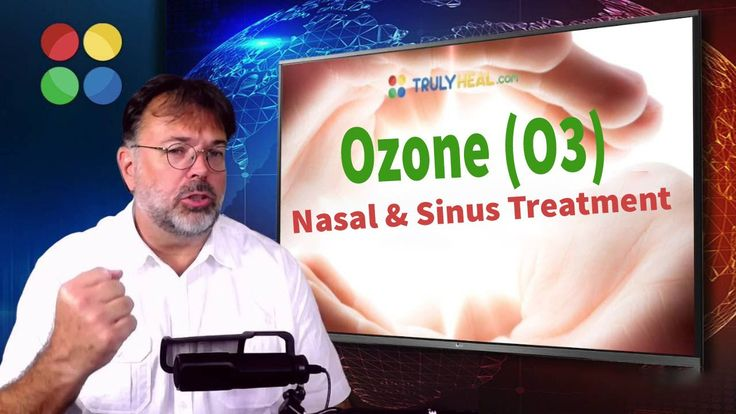 Ozone (O3) Nasal & Sinus Treatment | How To Treat Sinus Infection at Home - ✅WATCH VIDEO👉 http://alternativecancer.solutions/ozone-o3-nasal-sinus-treatment-how-to-treat-sinus-infection-at-home/     Nasal and sinus treatment with ozone (O3). How to treat sinus infection at home. Get more information on Nasal and sinus treatment with ozone (O3): before considering buying this ozone generator, see all the videos below. You will learn why and how to use ozone for rectal in
