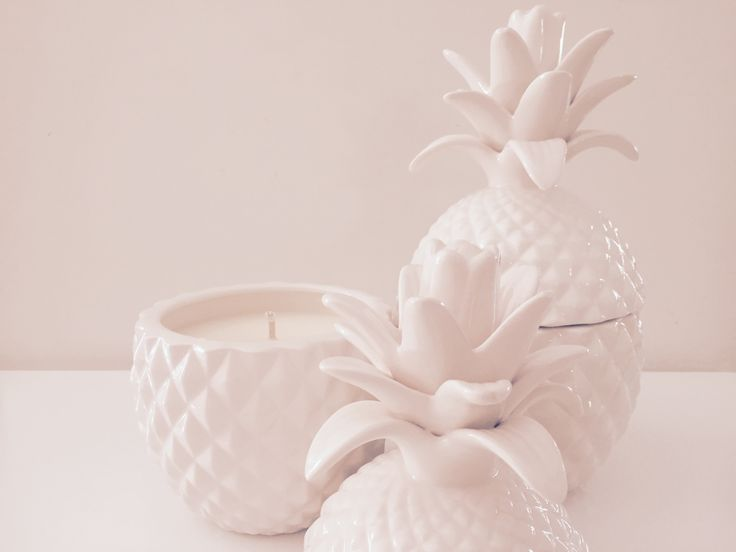 Limited Edition Candle Pineapples
