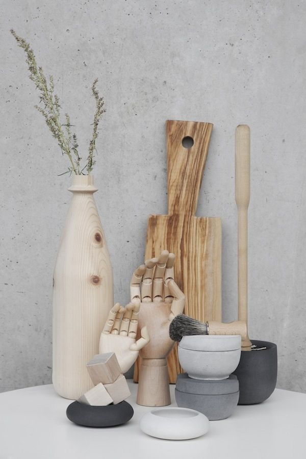 Elin Stromberg - When Concrete meets Wood