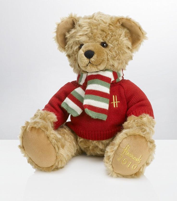 Harrods Teddy bear 2