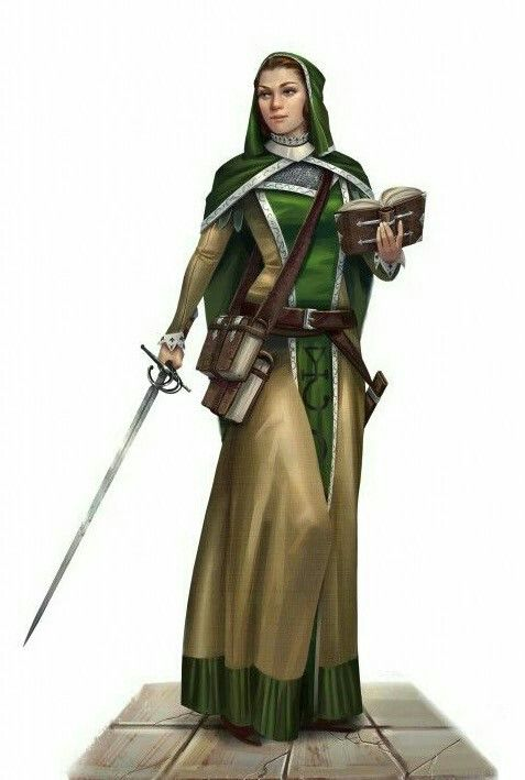 Character Design Dnd : Female inquisitor pathfinder pfrpg dnd d fantasy