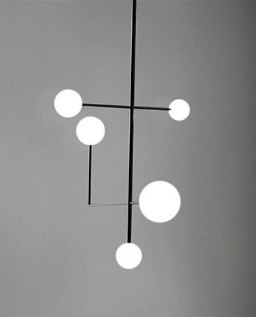 Via Hanna Dalrot | Design House Stockholm Snowberry Light