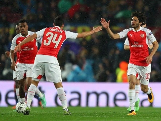 "Danny Welbeck: Arsenal ""could have done better"" at Camp Nou #ChampionsLeague #Arsenal #Football"