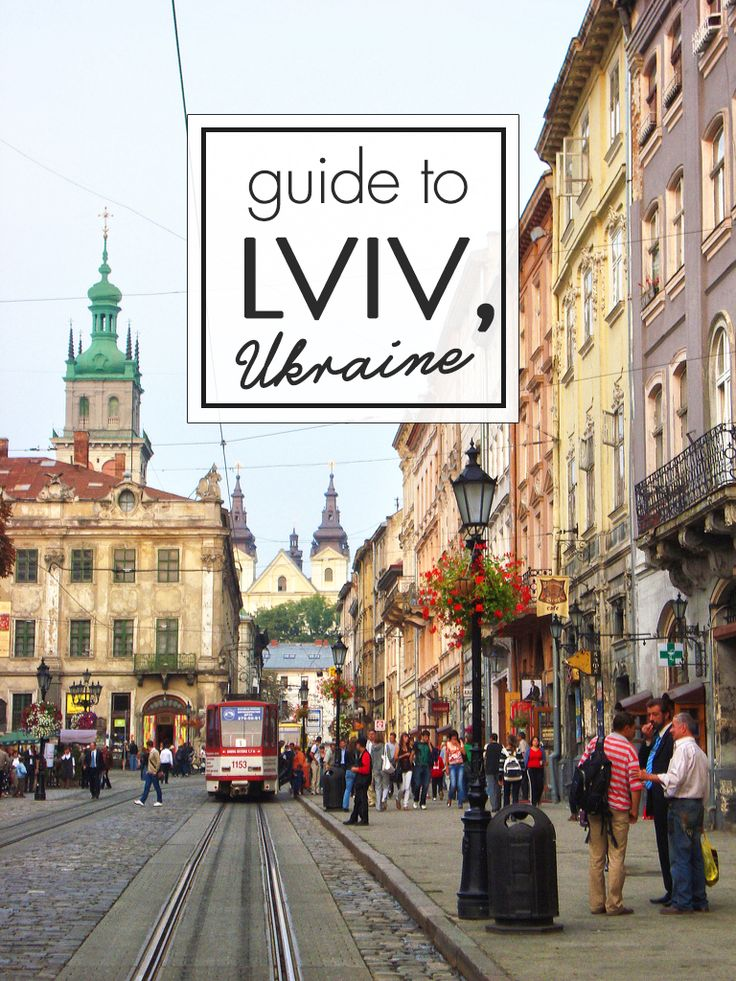 Lviv City Guide: What to See & Do