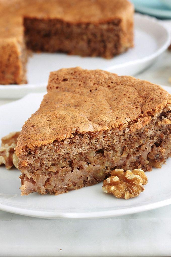 Gateau Aux Noix Sans Gluten Recette Facile Recette Act