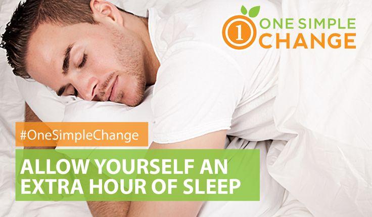 OSC - Sleep more