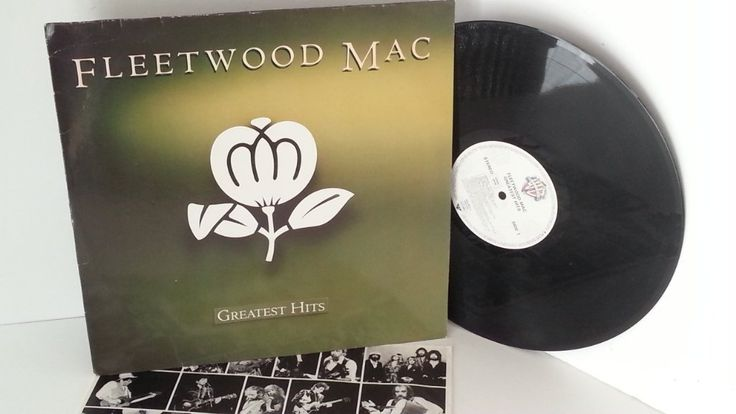 FLEETWOOD MAC greatest hits, 925 8011 by FLEETWOOD MAC: Amazon.co.uk: Music