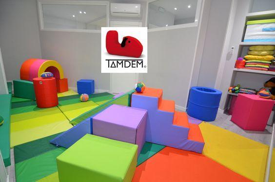 Material de psicomotricidad infantil - escaleras, rampas, rulos, colchonetas, cubos, cilindros, paralelepípedos...: