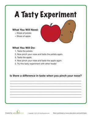 taste and smell lab Learn how uptodate can help you select the option that best describes you medical professional resident, fellow, or student the evaluation of patients with abnormalities of taste or smell requires a multidisciplinary approach which may include the primary care clinician, otolaryngologist.