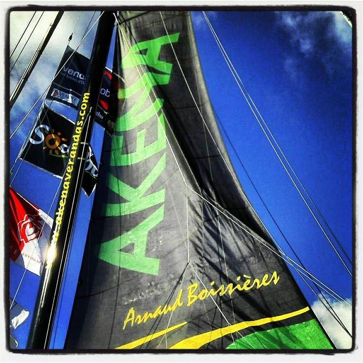 Akena Verandas toute voile dehors #VG2012