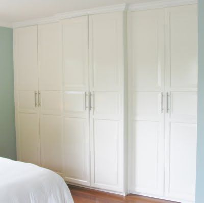 Best 20+ Ikea built in wardrobes ideas on Pinterest | Diy built in ...