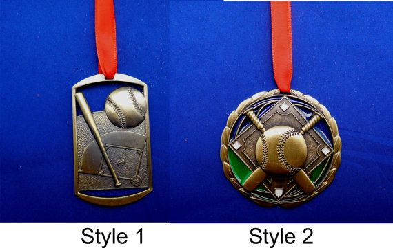 Baseball Christmas Ornament for Coach or Baseball & by GiftWorks