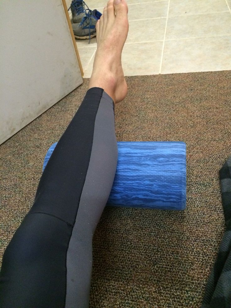 Couldn't live without my skins and foam roller.