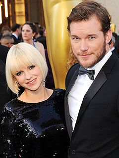 Baby News - Anna Faris and Chris Pratt Expecting First Child this fall. I love Parks & Rec. Yay for them!