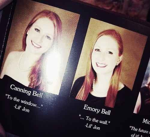 The Eastside Boyz Quote:   The 38 Absolute Best Yearbook Quotes From The Class Of 2014