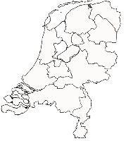 Handig leerblad voor de provincies (en hoofdsteden) van Nederland.