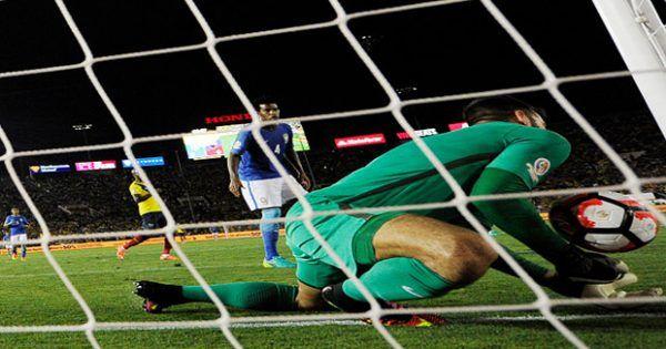 Σήμερα έχουμε άλλο ένα παιχνίδι του Copa America για να σας δώσουμε αυτό μεταξύ της Βραζιλίας και της Αϊτής. Η Βραζιλία σήμερα δεν την παίρνει να χάσει αυτό το παιχνίδι απέναντι στην μικρή Αϊτή για την συνέχεια στην διοργάνωση. Εμείς δεν θα ακολουθήσουμε... #copaamerica #αϊτη #βραζιλια