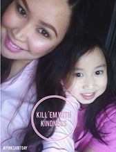 Thanks @Carol Gomez for supporting #pinkshirtday with your little one! #ptpapink