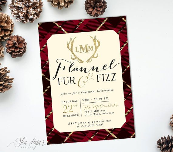 Best  Holiday Party Invitations Ideas On   Christmas