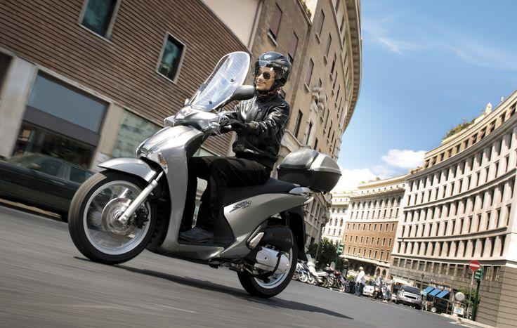 Honda SH125i - revista para 2013