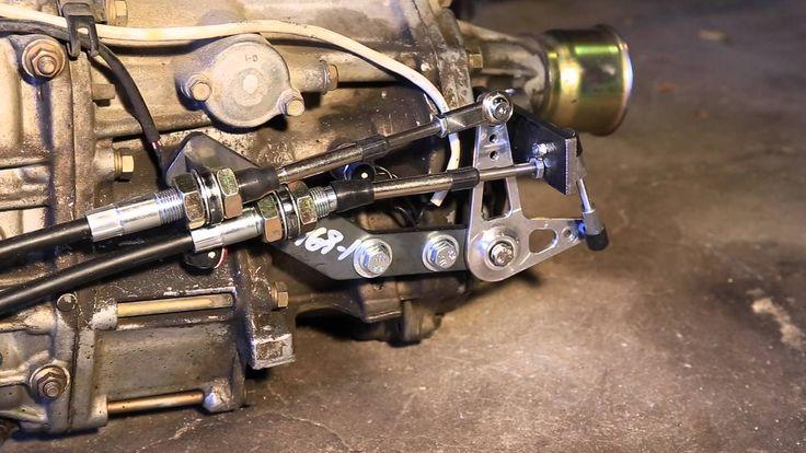 Subaru Cable Shift (preproduction prototype) Pre