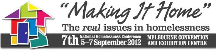 #HomelessConf2012