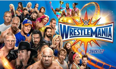 AMpm FUN: WWE Wrestlemania 33 matches: Here is a look at updated match cards of Wrestlemania 2017