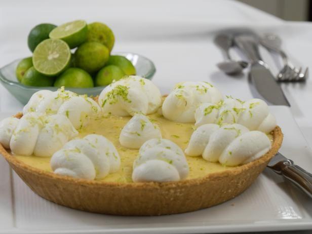 Key Lime Chiffon Pie Recipes Food Network